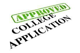 Sample essay for application to college